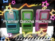 Gatcha Vending Machines v.1