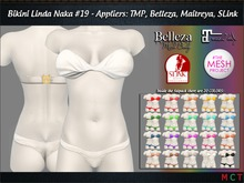 Bikini Linda (Appliers: TMP, Slink, Belleza, Maitreya) #19
