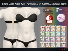 Bikini Linda (Appliers: TMP, Slink, Belleza, Maitreya) #20