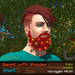 Mesh Short Beard with Apples - FAT PACK 16 colors
