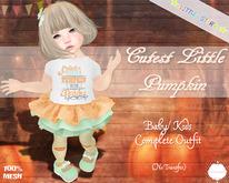 * {.:Little Stars.:} * Cutest Little Pumpkin