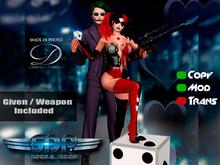 ...::: [ SDP ] Pose Joker & Quinn
