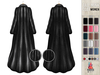 PLASTIX - Tall Mink Coat (Black) - Women
