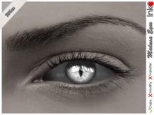 * Inkheart * - Medusa Eyes - White (3 Sizes Mesh + System)