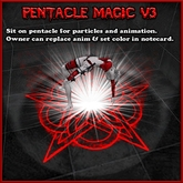 Pentacle Magic V3 -- copyable and customizable version