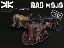 Bad Mojo :: Hat :: 10 Colors :: {kokoia}