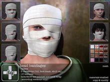[ht+] head bandages