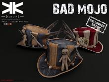 Bad Mojo :: Hat :: 5a Colors :: {kokoia}