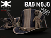 Bad Mojo :: Hat :: Charcoal :: {kokoia}