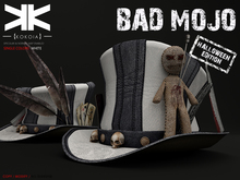 Bad Mojo :: Hat :: White :: {kokoia}