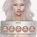 Bossie alice eyebrows ad  tintable  mp
