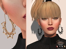 Bens Beauty - Valencia Earrings