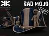 Bad Mojo :: Hat :: Regal Blue :: {kokoia}