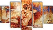 Nude Love - Panel Wall Art