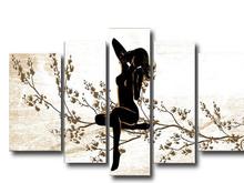 Sweet Girl - Panell Wall Art - Tidbits - Boxed