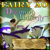 :KH: FAIRY AO  -Dreaming Butterfly-