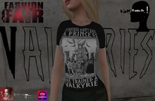 Valkyries T-shirt Omega appliers