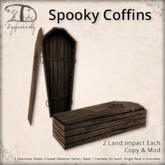 [DDD] Spooky Coffins