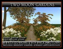 PROMO - A PATH TO HOME - AUTUMN* TWIN PACK