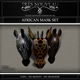 [TNouveau]AfricanWall-Pack