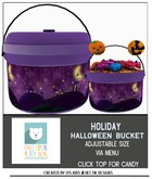 [OUAT] Holiday-Trick or Treat Buckets-hallows eve boxed