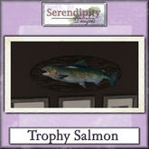 Serendipity Designs - Angler's LR - Trophy Salmon