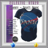 Eclectic Stars - Comfy - Don't Panic