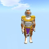 Tiger Anthro 01