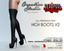 - CREATIVE STUDIO - High Boots v2 DEMO