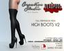 - CREATIVE STUDIO - High Boots v2