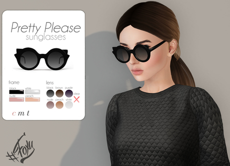 #Foxy Pretty Please Sunglasses