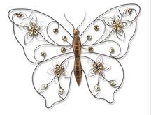 Butterfly Jewelled .. COPYABLE .. cutout