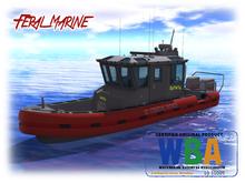 Feral Marine Defender Original engine technology