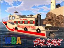 Feral Marine Water Ambulance