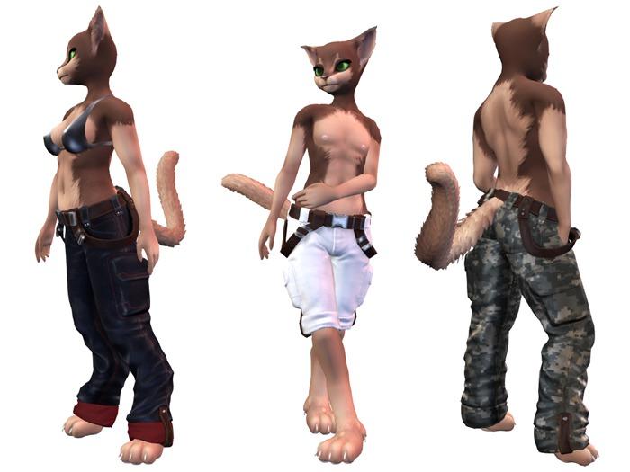 Solarian Cargo Pants