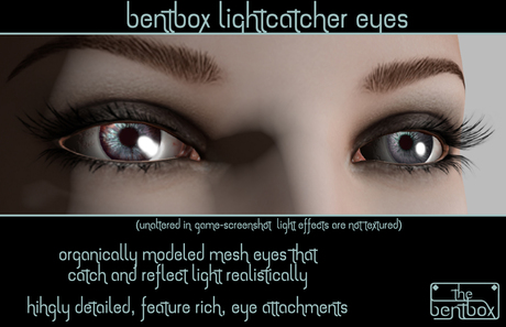[BentBox] Lightcatcher Eyes 1.1