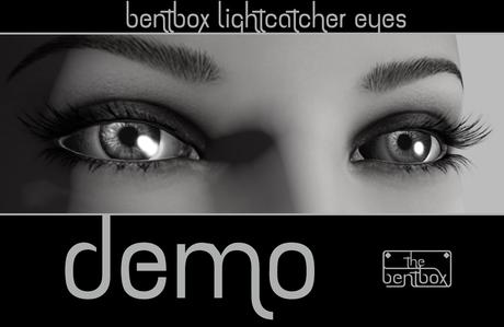 [BentBox]  DEMO Lightcatcher Eyes 1.1