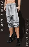 *X*plosion Sporty Pants (Grey)