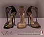 Sheba ellendae heels
