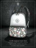 Bleich - Mesh BadKid Backpack - Floral