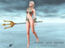 an lar [poses] The Water God Series
