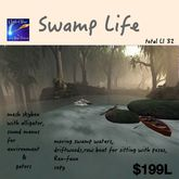 Swamp SkyBox (Crate) & Decor