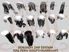 Kerchiefs 2nd edition FULL PERM SCULPT+SHADEMAPS