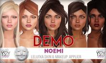 DEMO *YS&YS* Noemi Skin Applier for Lelutka Heads all tone
