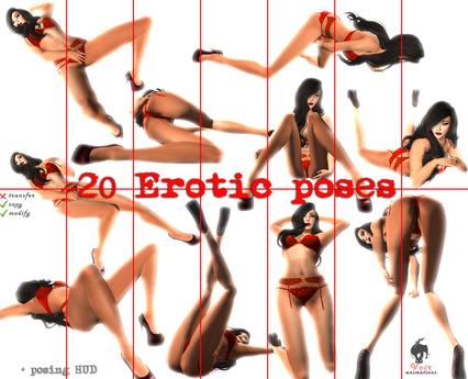 Erotic Art Poses