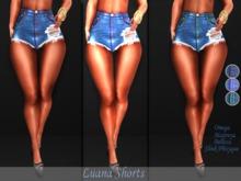 Valentiny Design - Luana Shorts