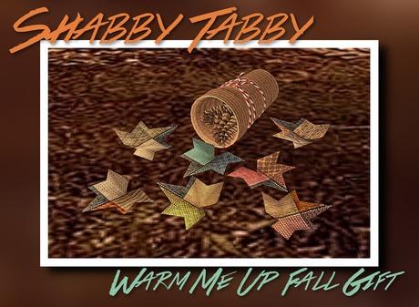 *Shabby* Autumn Warmth Gift