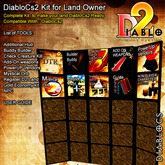 DiabloCs2 D2 Kit for Owner