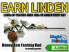 Magic Fishing Honey Bee Fantasy Rod - Earn Linden by Fishing