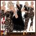 Alb fatal gown black